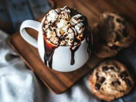 Food & Travel,easy,recipe,hot chocolate