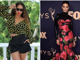 Celebrity Style,beyonce,Kendall Jenner,beyonce style,kendall jenner style