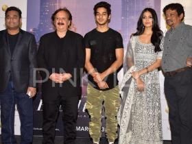 Photos,AR Rahman,Majid Majidi,Beyond the Clouds,Ishaan Khatter,Malavika Mohanan