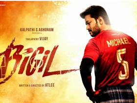 Thalapathy Vijay,South,Atlee,Bigil