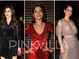 Photos,Kangana Ranaut,mouni roy,Ankita Lokhande,Manikarnika The Queen of Jhansi