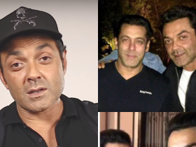 salman khan,bobby Deol,Exclusives