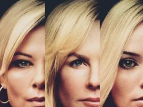 Nicole kidman,Charlize Theron,margot robbie,Hollywood,Bombshell Trailer