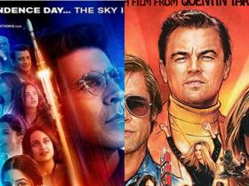 Box Office,Batla House,Mission Mangal,Once Upon A Time In Hollywood,Comali