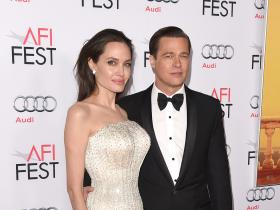 angelina jolie,Brad Pitt,Hollywood