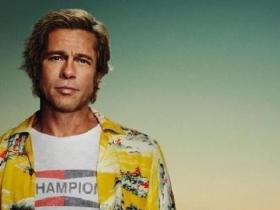 Brad Pitt,Once Upon A Time In Hollywood,Hollywood,Cliff Booth