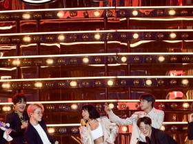BTS,Hollywood,halsey