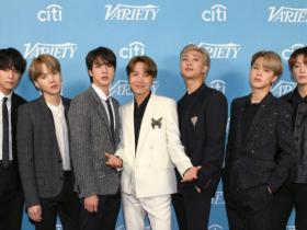 BTS,Hollywood,Sia,Map of the Soul 7,Troye Sivan