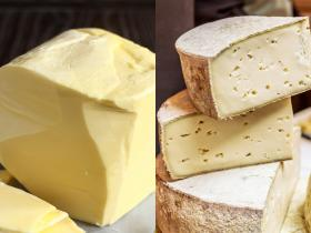 Health & Fitness,Butter VS Cheese