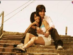 Movie Stills,Shahid Kapoor,genelia d'souza,chance pe dance