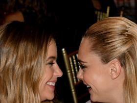 Cara Delevingne,Hollywood,Ashley Benson