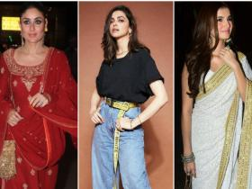 Celebrity Style,deepika padukone,fashion,kareena kapoor khan