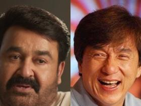 Mohanlal,jackie chan,South