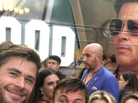 Chris Hemsworth,Once Upon A Time In Hollywood,Hollywood,Thor: Love And Thunder