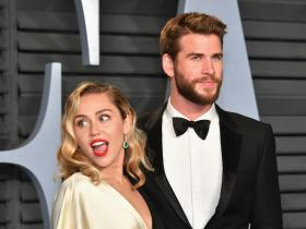 Liam Hemsworth,Miley Cyrus,Elsa Pataky,Hollywood