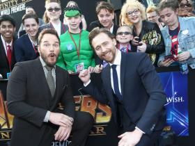 Tom Hiddleston,Chris Pratt,Loki,Avengers: Endgame,Hollywood,Betrayal