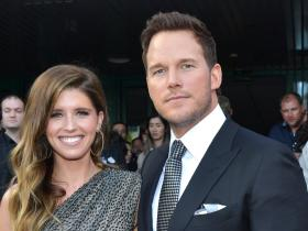 Valentine's Day,Chris Pratt,Katherine Schwarzenegger,Hollywood