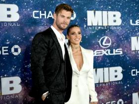Chris Hemsworth,Elsa Pataky,Marvel,Thor,Hollywood