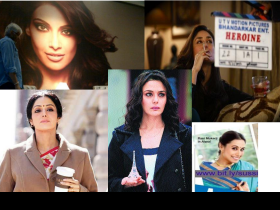 Discussion,Heroine,English Vinglish,Aiyya,raaz 3,ishkq in paris