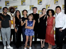 angelina jolie,Richard Madden,Hollywood,The Eternals,Comic-Con 2019