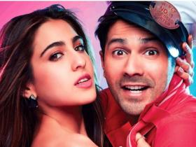 News,Varun Dhawan,Sara Ali Khan,Coolie No 1