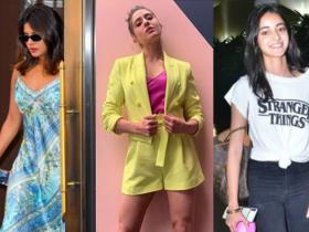 Celebrity Style,What to wear,outfit ideas,friendship day 2019