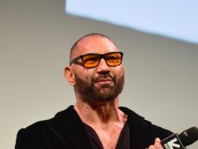 Dave Bautista,Guardians Of The Galaxy,Hollywood