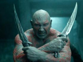 Dave Bautista,Guardians Of The Galaxy,WWE,Hollywood