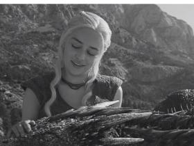 Game of Thrones,Daenerys Targaryen,Hollywood,Drogon