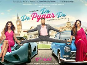 ajay devgan,Box Office,de de pyaar de