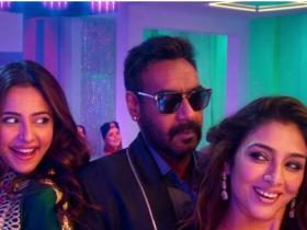 tabu,Ajay Devgn,Box Office,Box Office,Rakul Preet,de de pyaar de