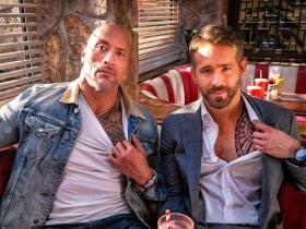 Dwayne Johnson,Ryan Reynolds,The Rock,Hobbs & Shaw,Hollywood,Deadpool 3,Red Notice