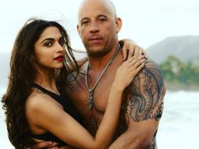 News,Deepika Padukone,Bajirao Mastani,Vin Diesel,XXX - The Return Of Xander Cage