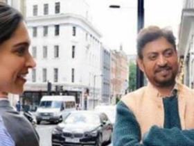 News,Deepika Padukone,irrfan khan,Angrezi Medium