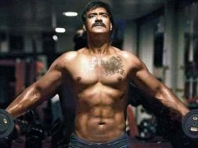 Movie Stills,Ajay Devgn,Singham