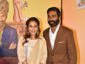 Dhanush,South,Aishwarya Rajinikanth