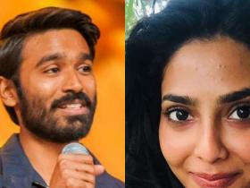 Dhanush,south films,South,Aishwarya Lekshmi