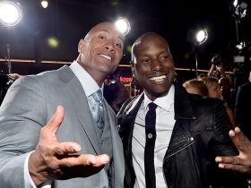 Dwayne Johnson,The Rock,Hobbs & Shaw,Hollywood,Tyrese Gibson,Fast & Furious 9