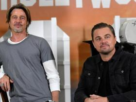 Leonardo DiCaprio,Brad Pitt,Once Upon A Time In Hollywood,Hollywood,Growing Pains