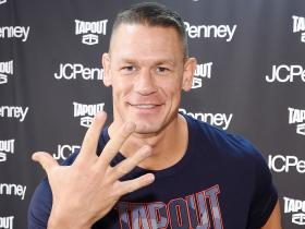 WWE,John Cena,Hollywood,Wrestlemania 36