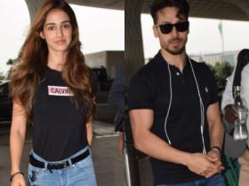 Photos,Tiger Shroff,disha patani