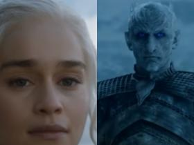 Game of Thrones,Daenerys Targaryen,Hollywood,Night King