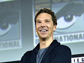 Benedict Cumberbatch,Elizabeth Olsen,Hollywood,Comic-Con 2019,Doctor Strange In The Multiverse Of Madness