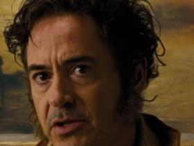 Robert Downey Jr,Hollywood,Dolittle Trailer