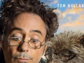 Actor,Robert Downey Jr.,Hollywood,Dolittle