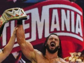 Brock Lesnar,Drew McIntyre,Hollywood,Wrestlemania 36,WWE Champion