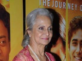 News,waheeda rehman,Actor