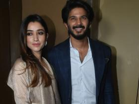 Dulquer Salmaan,Amal Sufiya,The Zoya Factor,South