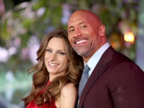 Dwayne Johnson,Hollywood,Lauren Hashian