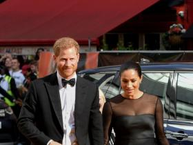 Ellen DeGeneres,Meghan Markle,Prince Harry,Elton John,Hollywood
